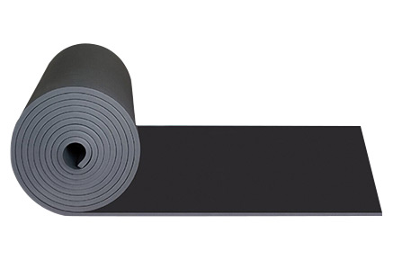 black foam insulation sheets